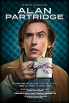 Alan Partridge: Alpha Papa - British Movie Poster (xs thumbnail)