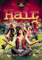 Hair - German DVD movie cover (xs thumbnail)