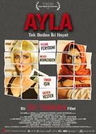 Ayla - Turkish Movie Poster (xs thumbnail)