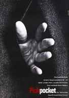 Pickpocket - German Movie Poster (xs thumbnail)