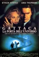 Gattaca - Italian Movie Poster (xs thumbnail)