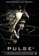 Pulse 3 - French DVD cover (xs thumbnail)
