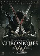 Gogol. Viy - French Blu-Ray movie cover (xs thumbnail)