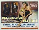Naked Alibi - Movie Poster (xs thumbnail)
