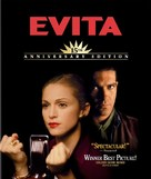 Evita - Blu-Ray movie cover (xs thumbnail)
