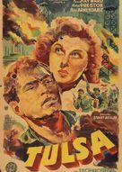Tulsa - Argentinian Movie Poster (xs thumbnail)