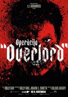 Overlord - Latvian Movie Poster (xs thumbnail)