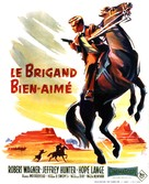 The True Story of Jesse James - French Movie Poster (xs thumbnail)