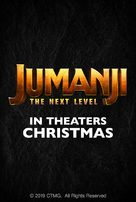 Jumanji: The Next Level - Logo (xs thumbnail)