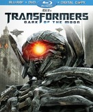 Transformers: Dark of the Moon - Blu-Ray cover (xs thumbnail)