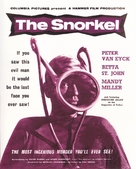 The Snorkel - British Movie Cover (xs thumbnail)