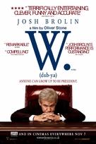 W. - British Movie Poster (xs thumbnail)