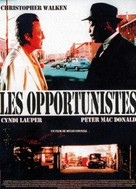 The Opportunists - French Movie Poster (xs thumbnail)