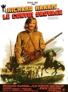 Man in the Wilderness - French Movie Poster (xs thumbnail)