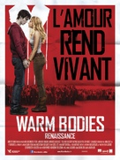 Warm Bodies - French Movie Poster (xs thumbnail)