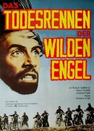 The Savage Seven - German Movie Poster (xs thumbnail)