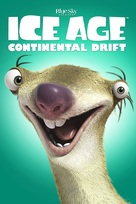 Ice Age: Continental Drift - Movie Cover (xs thumbnail)