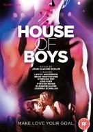 House of Boys - British DVD cover (xs thumbnail)