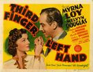 Third Finger, Left Hand - Movie Poster (xs thumbnail)