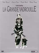 La grande vadrouille - French DVD cover (xs thumbnail)