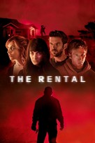 The Rental - French Movie Cover (xs thumbnail)