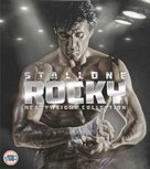 Rocky - British Blu-Ray movie cover (xs thumbnail)