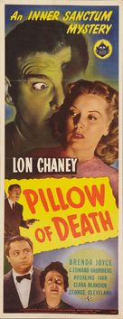 Pillow of Death - Movie Poster (xs thumbnail)