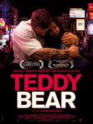 Teddy Bear - French Movie Poster (xs thumbnail)