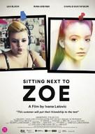 Sitting Next to Zoe - Swiss Movie Poster (xs thumbnail)