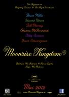 Moonrise Kingdom - German Movie Poster (xs thumbnail)