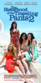 The Sisterhood of the Traveling Pants 2 - Movie Poster (xs thumbnail)