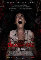 Death of Me - Malaysian Movie Poster (xs thumbnail)