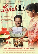 The Lunchbox - Dutch Movie Poster (xs thumbnail)