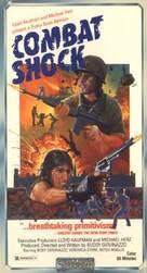 Combat Shock - VHS cover (xs thumbnail)
