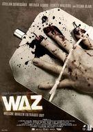 w Delta z - German Movie Poster (xs thumbnail)