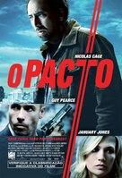 Seeking Justice - Brazilian Movie Poster (xs thumbnail)