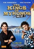 The Kings of Mykonos - Australian Movie Poster (xs thumbnail)