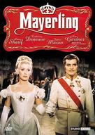 Mayerling - French DVD movie cover (xs thumbnail)