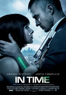 In Time - Spanish Movie Poster (xs thumbnail)