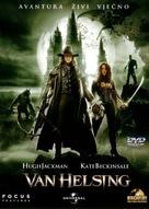 Van Helsing - Croatian Movie Cover (xs thumbnail)