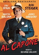 Al Capone - Italian DVD movie cover (xs thumbnail)