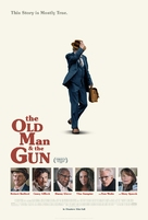 Old Man and the Gun - Movie Poster (xs thumbnail)