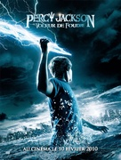 Percy Jackson & the Olympians: The Lightning Thief - French Movie Poster (xs thumbnail)