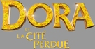 Dora and the Lost City of Gold - French Logo (xs thumbnail)