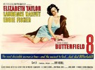 Butterfield 8 - British Movie Poster (xs thumbnail)