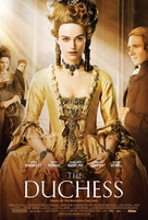 The Duchess - Movie Poster (xs thumbnail)