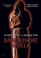 Puppet Master vs. Demonic Toys - Danish Movie Cover (xs thumbnail)