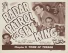 Radar Patrol vs. Spy King - Movie Poster (xs thumbnail)