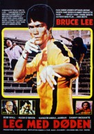 Game Of Death - Danish Movie Poster (xs thumbnail)