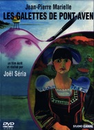 Les galettes de Pont-Aven - French DVD cover (xs thumbnail)